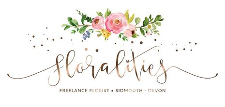 FLORALITIES - Freelance Florist in Sidmouth